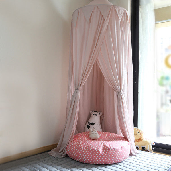 Luxury Canopy - White - Mini Me Ltd