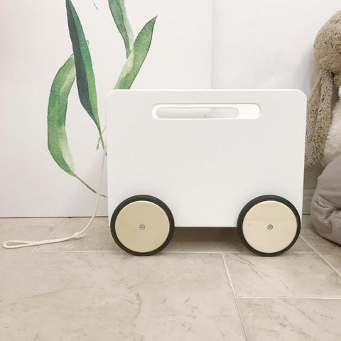 Toy Chest On Wheels - Mini Me Ltd