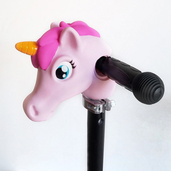 Scootaheadz Unicorn-White - Mini Me Ltd