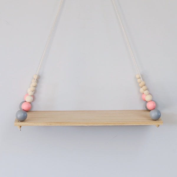Macaron Wooden Display Shelf/ Wall decoration - Mini Me Ltd