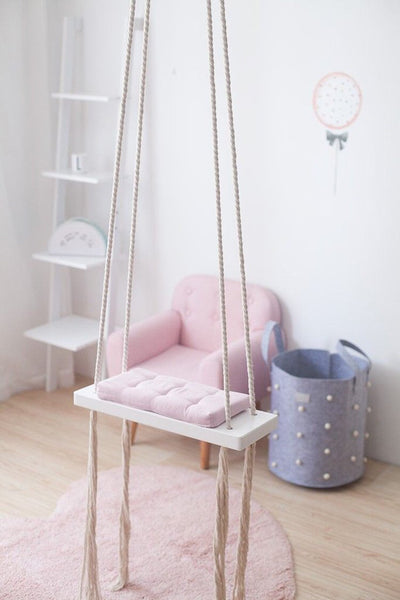 Indoor Kids Swing Set - Mini Me Ltd