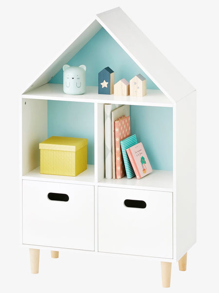 PRE ORDER - MINU Tall Storage Unit /Bookcase - Mini Me Ltd