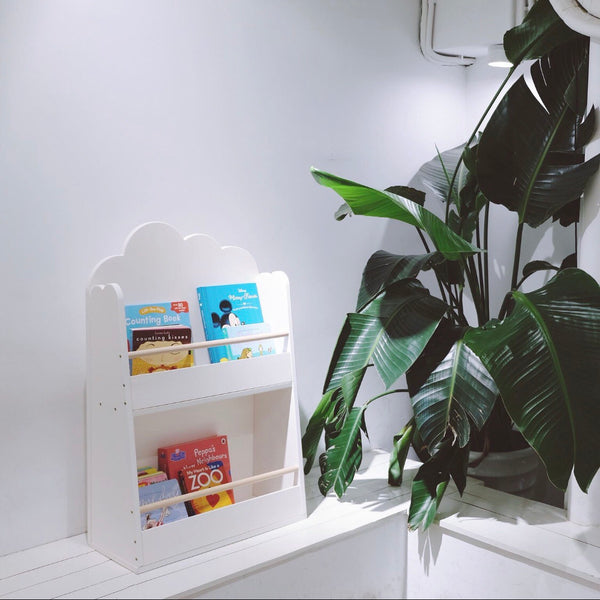 Cloud Bookcase (901) - Mini Me Ltd