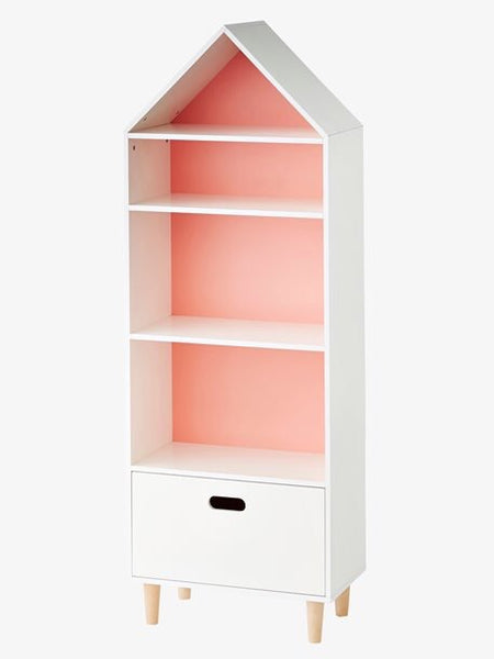 MINU Tall Storage Unit /Bookcase - Mini Me Ltd