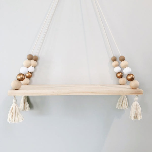 ABC Wooden Display Shelf/ Wall decoration