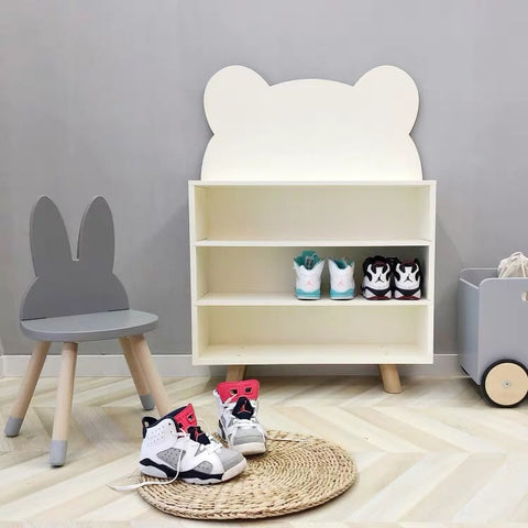 Bear Shape Storage Unit - Mini Me Ltd