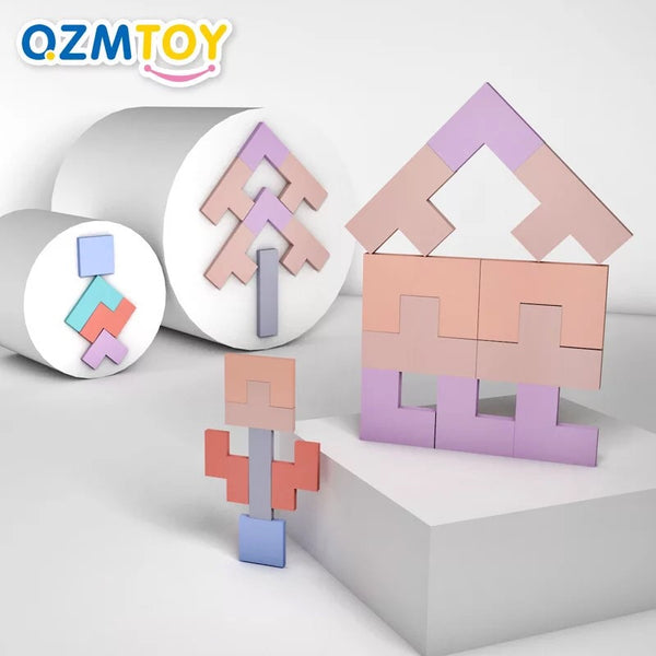Wooden Puzzle Toy - Mini Me Ltd
