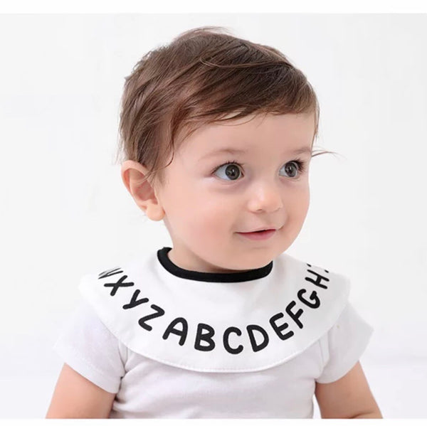 KOOAPE Baby Bib -ABC - Mini Me Ltd