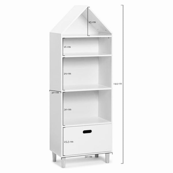 MINU Tall Storage Unit /Bookcase