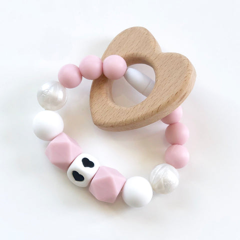 Silicone Baby Teether - Mini Me Ltd