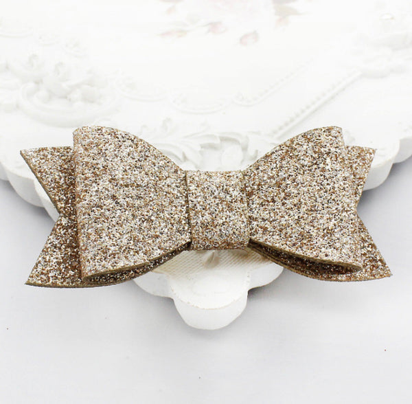 Bow Hair Clips - Mini Me Ltd