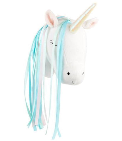 Unicorn Head Wall Decoration - Mini Me Ltd