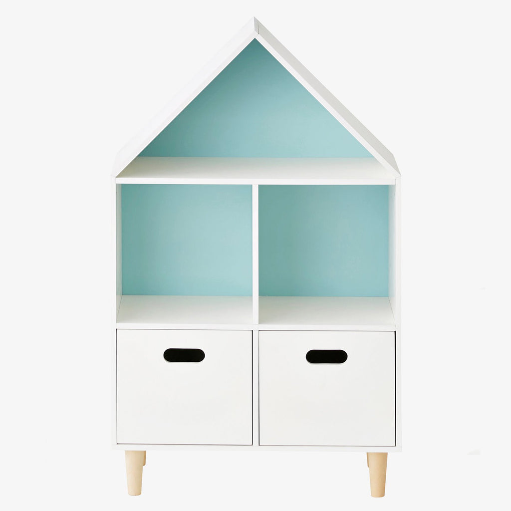 PRE ORDER-MINU Tall Storage Unit /Bookcase - Mini Me Ltd