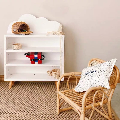 Cloud Shape Storage Unit - Mini Me Ltd