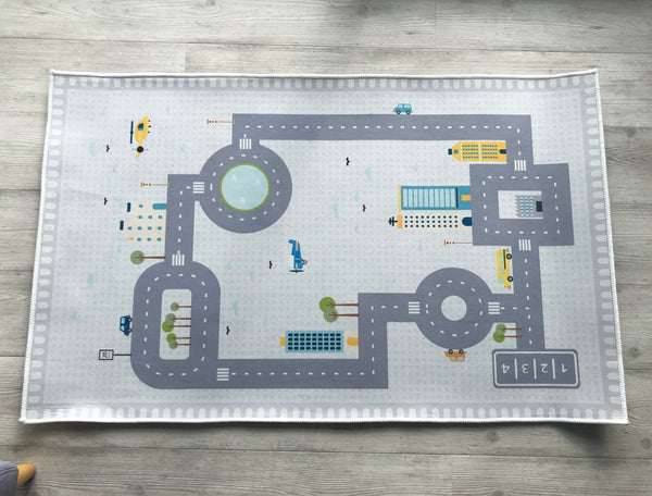 City Road Play Mat