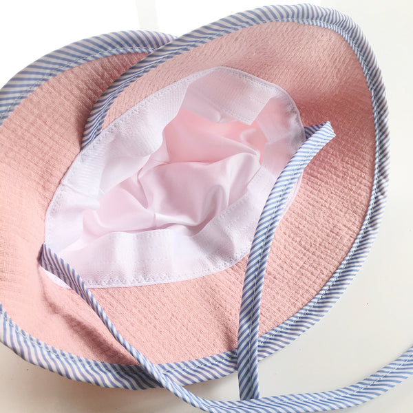 Kids Hat-Cherry (18m-4Y) - Mini Me Ltd