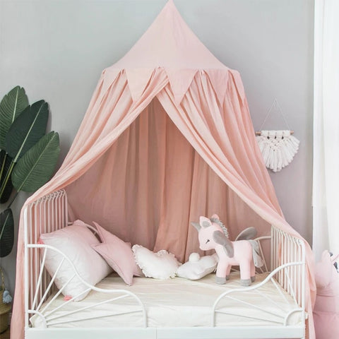 Luxury Mini Me Canopy - Pink - Mini Me Ltd
