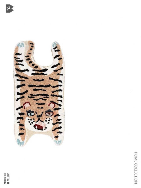 Pre order - MASCOT Tiger Rug - Mini Me Ltd