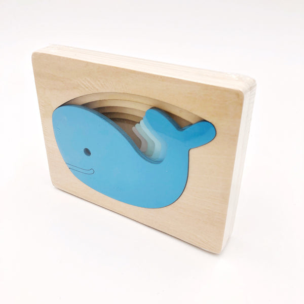 Wooden Multi Layer Puzzles - Mini Me Ltd