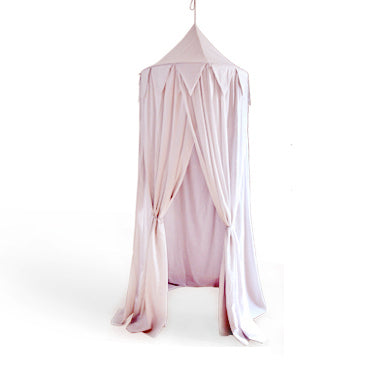 Luxury Canopy - Pink - Mini Me Ltd