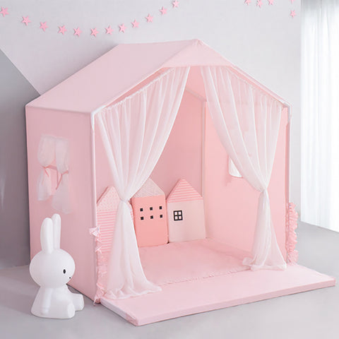 PINK Little Dove Kids Indoor playhouse /Floor bed