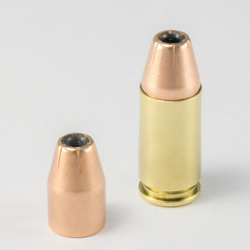 9mm 124gr JHP Competition