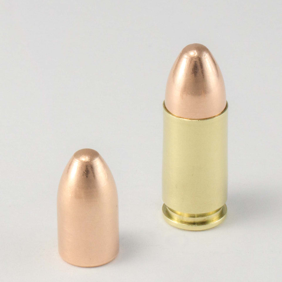 Pre-Order: 9mm 147gr FMJ Competition (200ct)