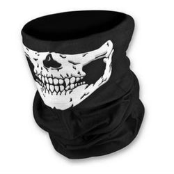 1/2 Piece Motorcycle SKULL Ghost Face Windproof Mask Outdoor Sports Warm Ski Caps Bicyle Bike Balaclavas Scarf
