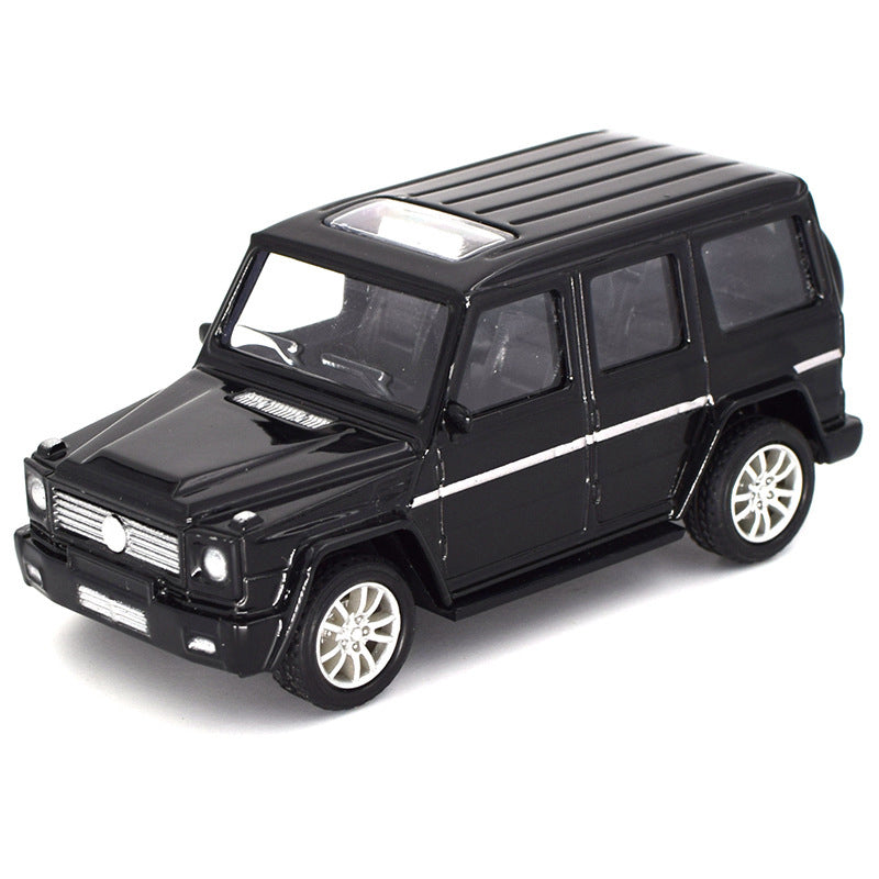 1:43 Metal Diecast Classic Vehicle Toys Miniature Alloy SUV Car ...