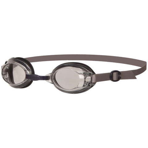 Speedo Jet V2 Swimming Goggle- Adult Size ,Navy/Clear