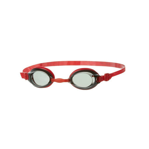 Speedo Jet V2 Swimming Goggle- Adult Size ,Red