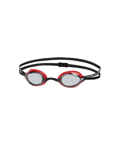 Speedo Fastskin Speed Socket 2 Adult Swimming Goggle-Red/Black