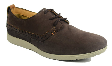 Hush Puppies Stylish Casual Shoes 824-4939 Dark Brown