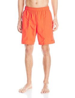 e460cd47f7fb8 Speedo Men's Rally Volley 19 Inch Swim Trunks Hot Orange XX-Large