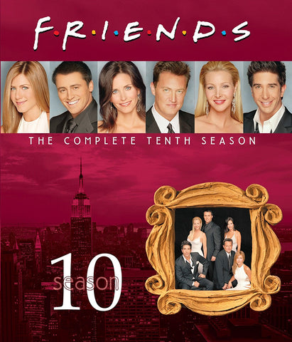Friends: The Complete Season - 10