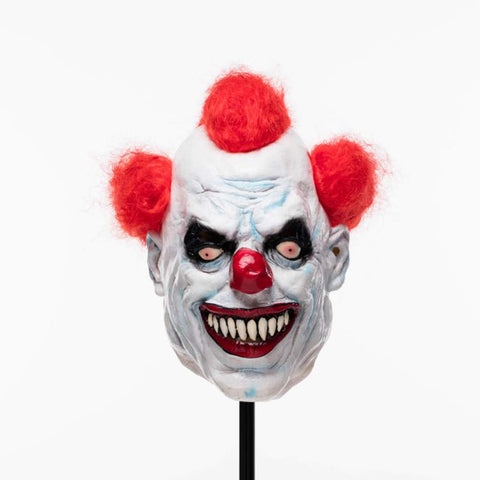 ... Ashanglife Joker Clown Costume Mask Creepy Evil Scary Halloween Clown Mask Adult Ghost Festive Party Mask ...  sc 1 st  xtreme sports u0026 lifestyle - Shopify & Ashanglife Joker Clown Costume Mask Creepy Evil Scary Halloween ...
