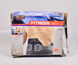 Body Sculpture Fitness Belt BW-2550-B - Store Display