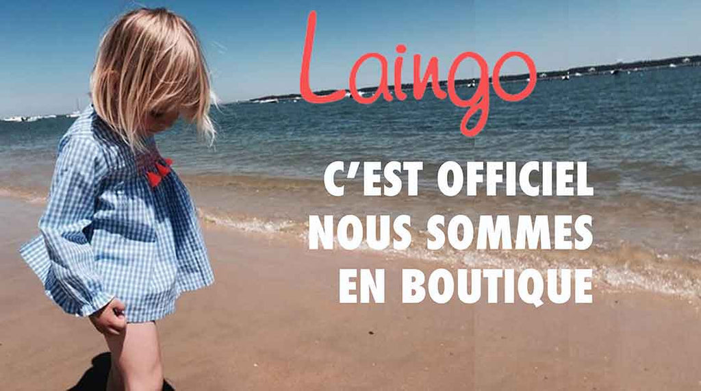 C'est officiel, Laingo arrive à Bordeaux en boutique !