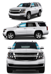 LARGE SUV | FRONT DOORS - Automotive Tinting