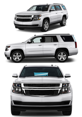 LARGE SUV | REAR WINDSHIELD - Automotive Tinting