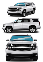 LARGE SUV | FRONT WINDSHIELD - Automotive Tinting