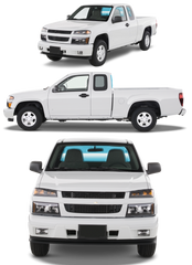 SMALL TRUCK | REAR WINDSHIELD - Automotive Tinting