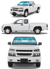 SMALL TRUCK | FRONT WINDSHIELD - Automotive Tinting