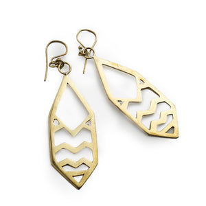 MAUMBO EARRINGS - Ashepa Lifestyle