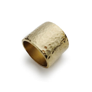 HAMMERED RING - Ashepa Lifestyle
