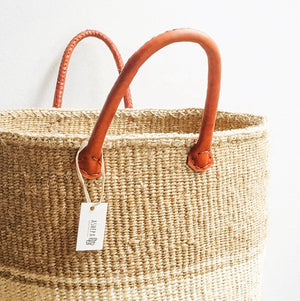 MISTARI WOVEN STORAGE BASKET - Ashepa Lifestyle
