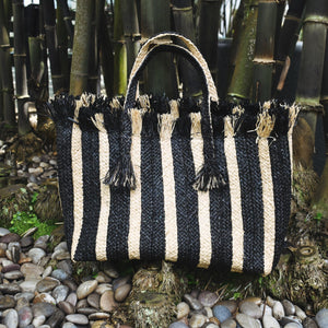 MILIA STRIPE XL BAG