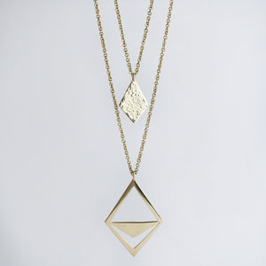 JICHO LAYERED NECKLACE - Ashepa Lifestyle