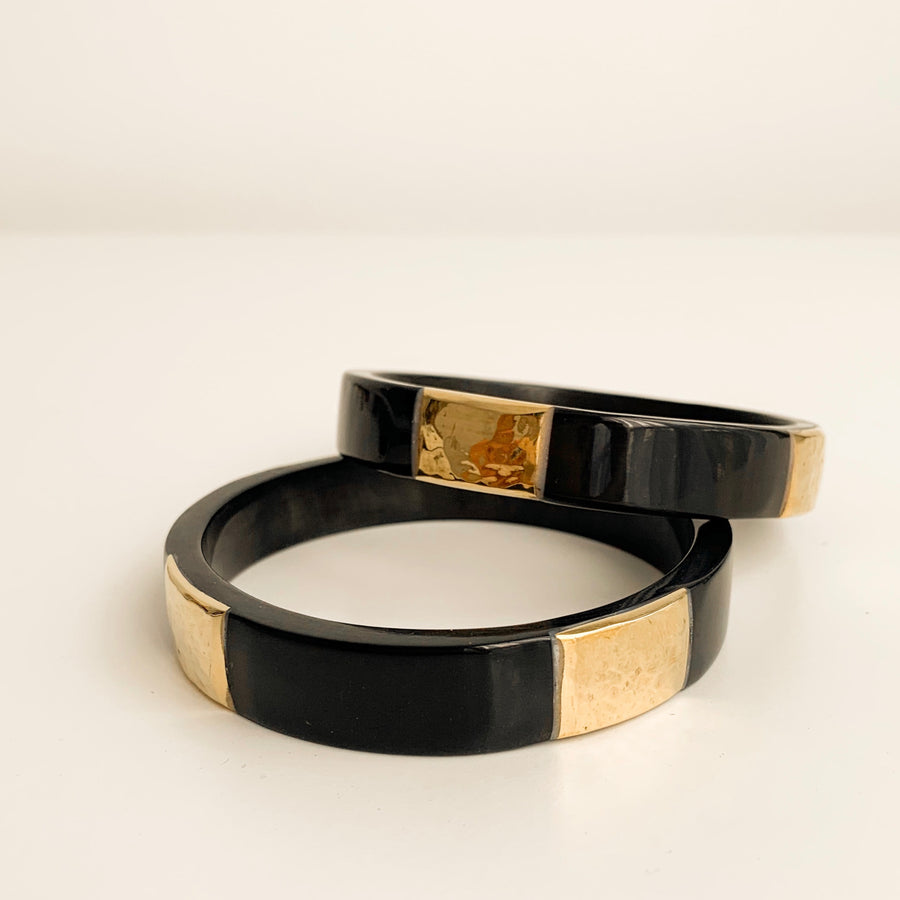 ZURI BANGLE BLACK - Ashepa Lifestyle