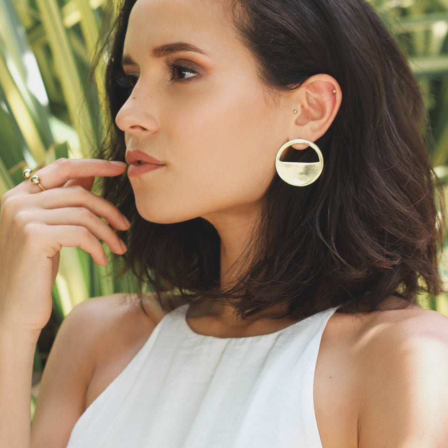 ECLIPSE EARRINGS - Ashepa Lifestyle